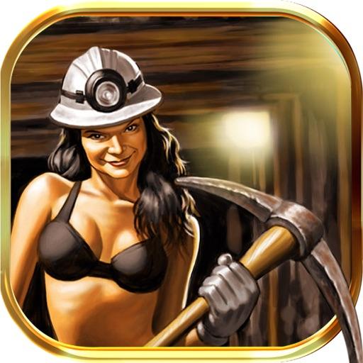 Gold nugget miner slots free