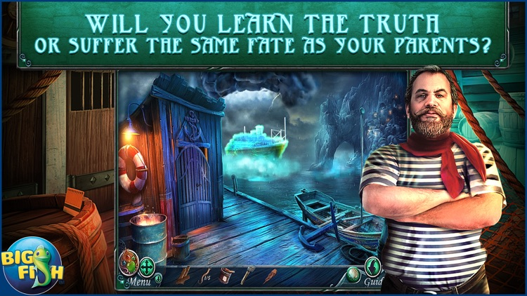 Rite of Passage: The Lost Tides - A Mystery Hidden Object Adventure (Full) screenshot-0