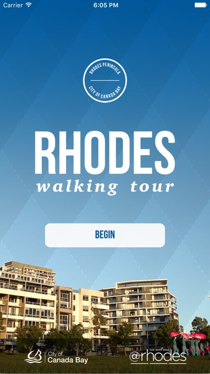 Rhodes Walking Tour screenshot-0