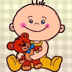 Apprendre en même temps! – jeu de développement pour bambins et enfants: des mots, des photos, des dessins!