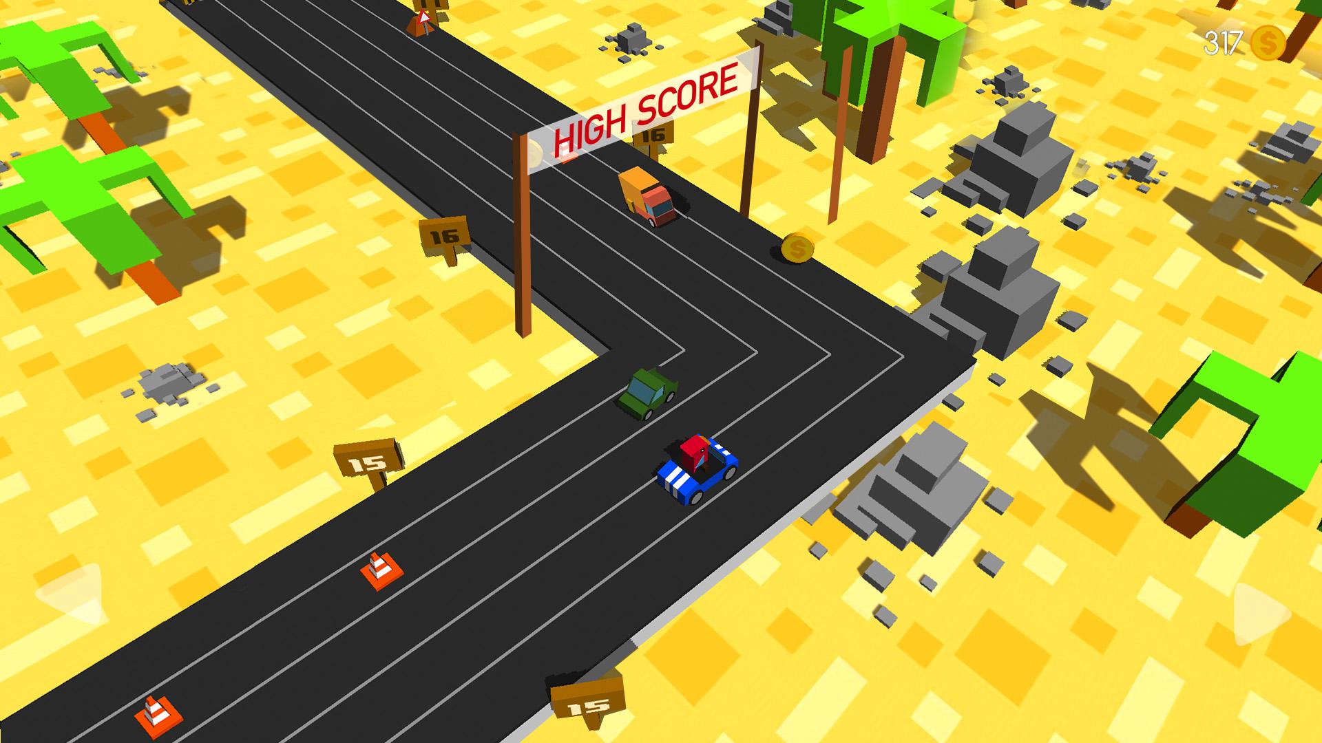 Lane Racer screenshot 11