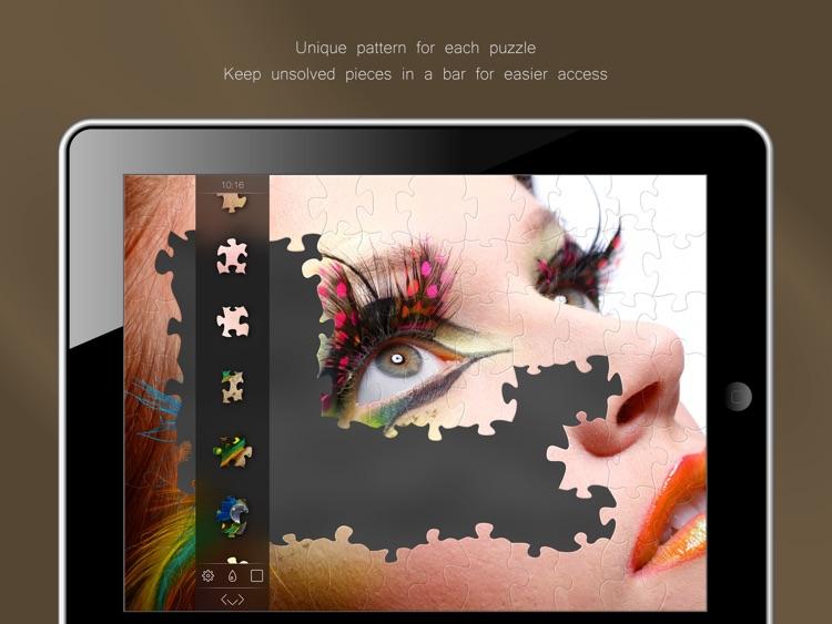 Jigsaw Pro Puzzle screenshot-3