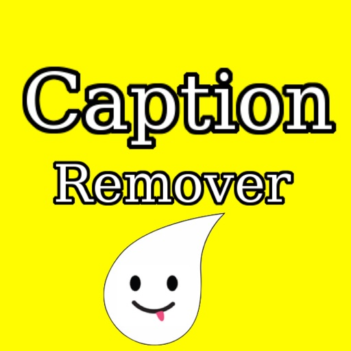 Caption Remover for Snapchat icon