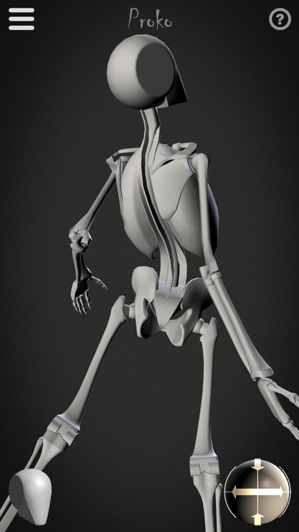 Skelly - Poseable Anatomy Model for Artists screenshot-4