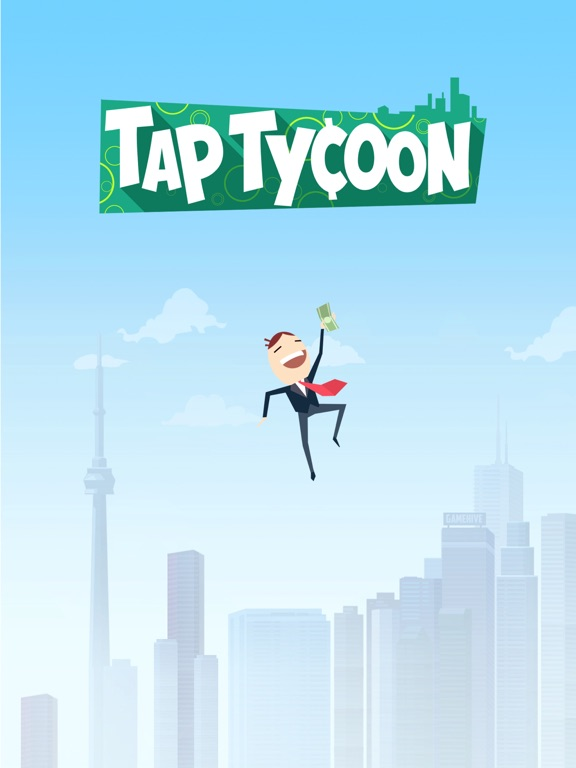 Tap Tycoon-Country vs Country на iPad