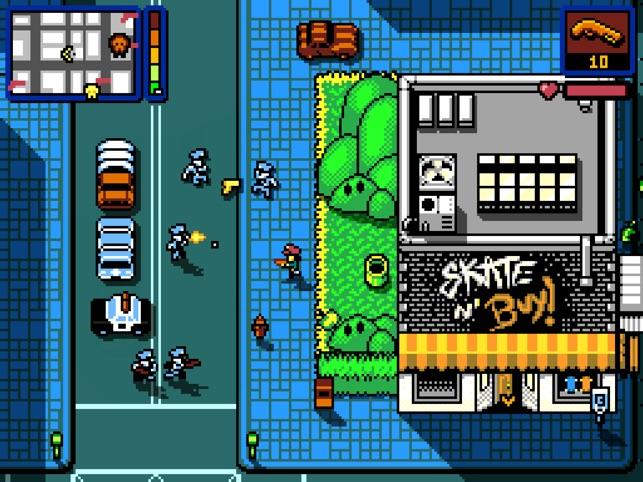 Retro City Rampage DX Screenshot