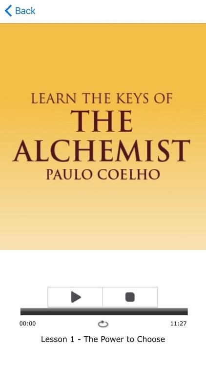 The Alchemist Meditations by Paulo Coelho screenshot-3