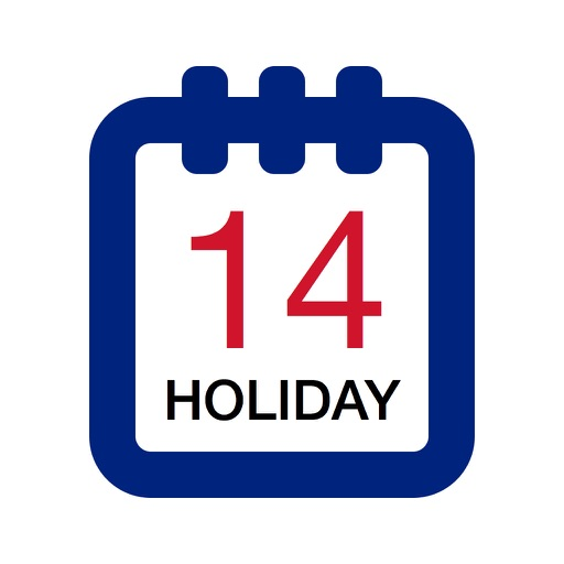 Holiday Calendar United Kingdom 2016 - National and local bank holidays