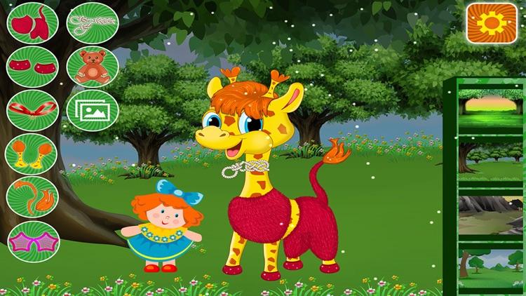 Baby Giraffe Salon screenshot-3