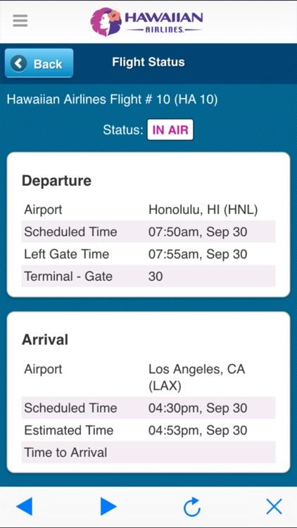 Hawaiian Airlines screenshot-4