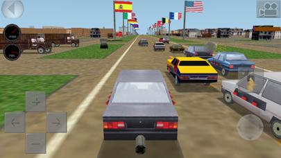 Mad Road 3D Lite – Car game 1