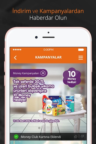 Migros screenshot 1