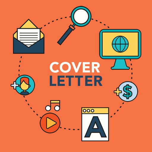 Cover Letter - 145 Templates for Any Job app logo