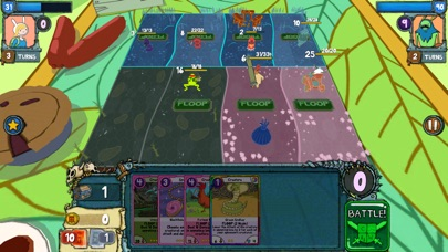 Card Wars -アドベンチャー・タイム screenshot1