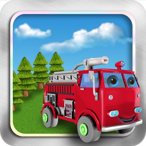 Fight Fires:Fire Truck And Firemen-Rush Hour:Reasoning