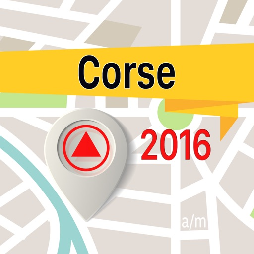 Corse Offline Map Navigator and Guide