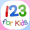 123 Numbers Flashcards for Preschool Kids