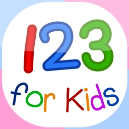 123 Numbers Flashcards for Preschool Kids