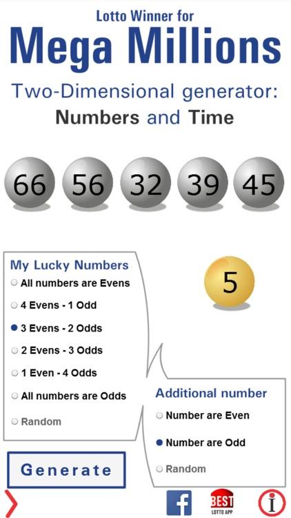 Lotto Winner for Mega Millions