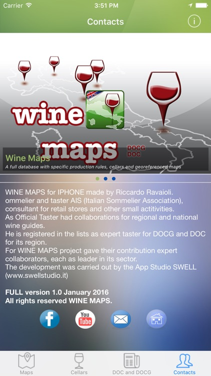 Wine Maps of Italy screenshot-4