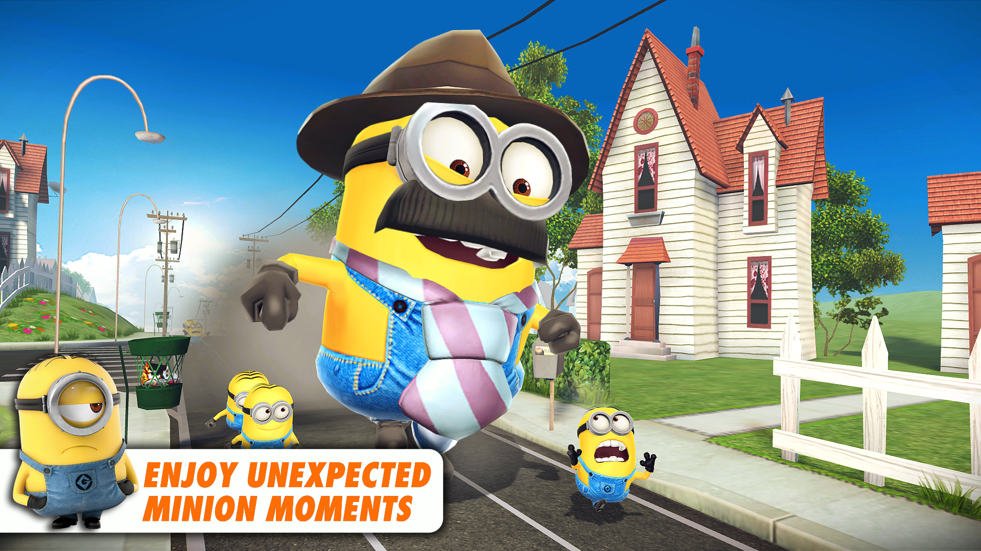 Minion Rush screenshot 14