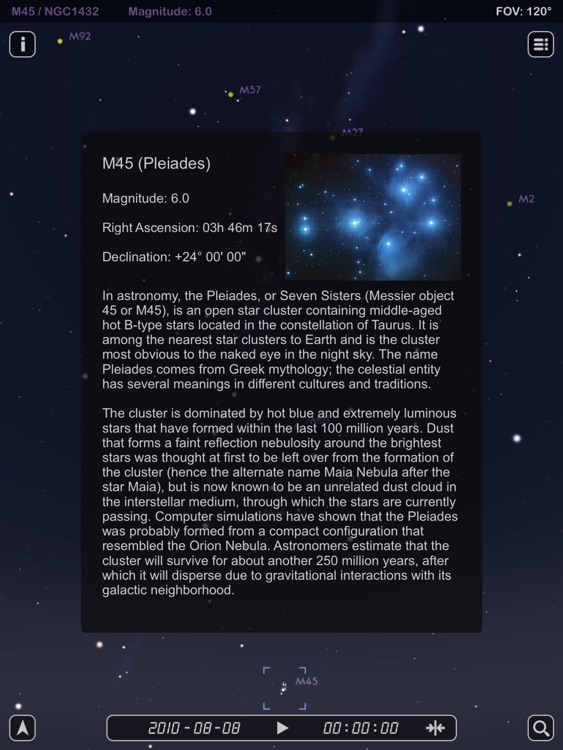 Star Rover HD - Night Sky Map screenshot-4