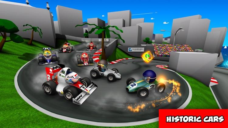 MiniDrivers - The game of mini racing cars