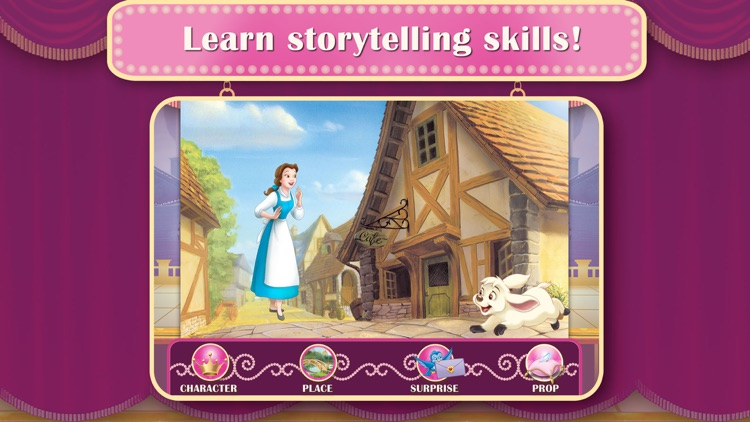 Disney Princess: Story Theater screenshot-3