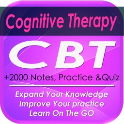Cognitive Behavioral Therapy (CBT): Your Mind Over Your Mood (+2000 study notes & quiz)
