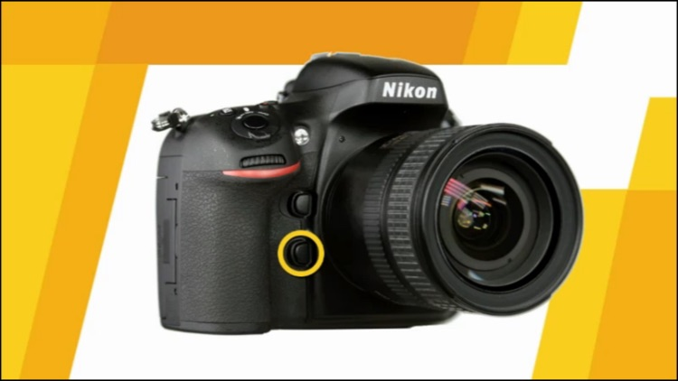 Nikon D800 Beyond the Basics from QuickPro HD screenshot-3