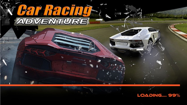 "Car Racing Adventure - Game Impossible ""Fun and Passion"" screenshot-3"