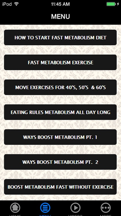 10 Facts Everyone Should Know About Fast Metabolism Diet screenshot-3