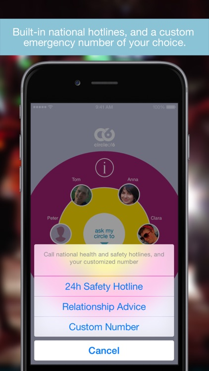 Circle of 6 screenshot-3