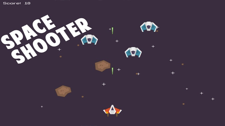 Space Shooter - Free Asteroids Shooting Game