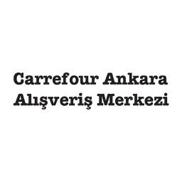 Carrefour Ankara Alışveriş Merkezi