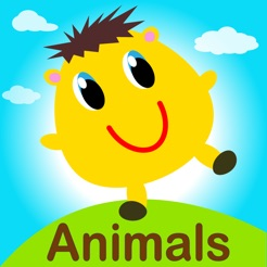 smartkins animals fun learning educational flashcards with