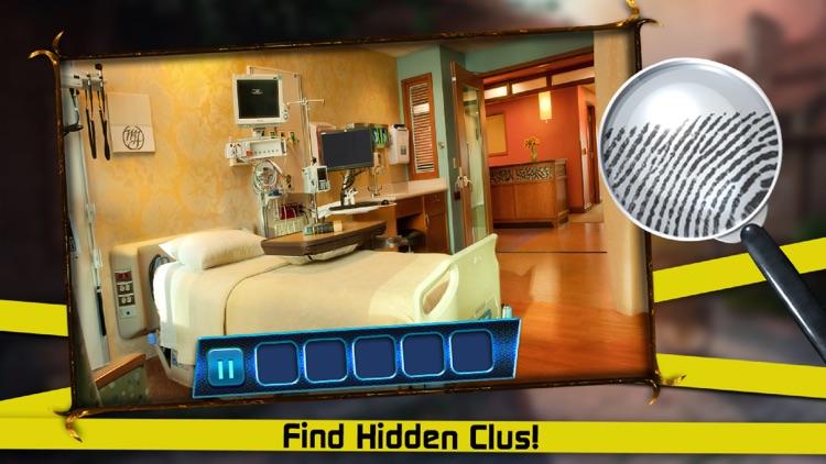 Hidden Hospital Mystery: True Murder Detective & Solve Criminal Case screenshot-3