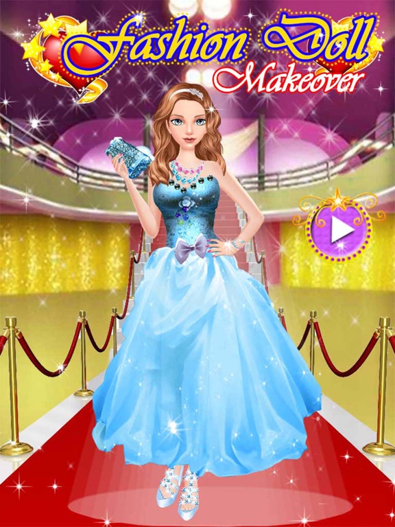 Fashion Doll Makeover Game For Girls App Price Drops