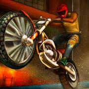 极限摩托特技