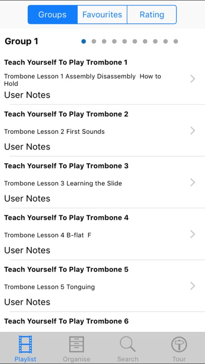 Teach Yourself To Play Trombone