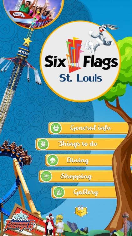 Best App for Six Flags St. Louis