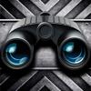 iBinoculars 32X Digital Zoom Pro + Super Private Folder And Camera Magnifying Glass