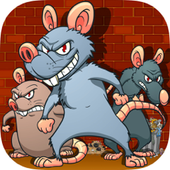 Splat the Rats - Dirty Rat Exterminator