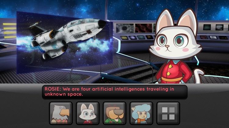 Star Billions: A Sci-Fi Adventure