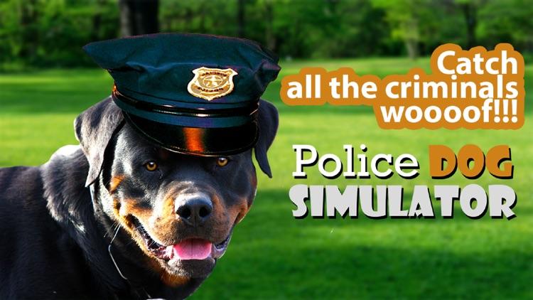 Police Dog Simulator by Mariya Ivanova