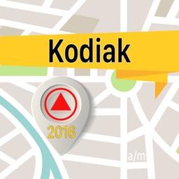 Kodiak Offline Map Navigator and Guide