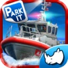 Boat Game Police & Navy Ship 3D Emergency Parking