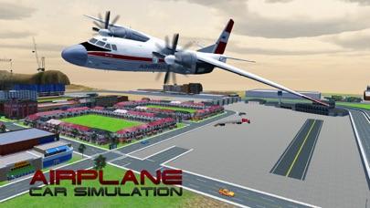 飛行機のパイロットカートランスポーター3D - 航空機飛行シミュレーションゲームのおすすめ画像3