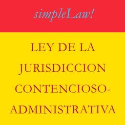 Spanish Ley Jurisdicción Contencioso-administrativa
