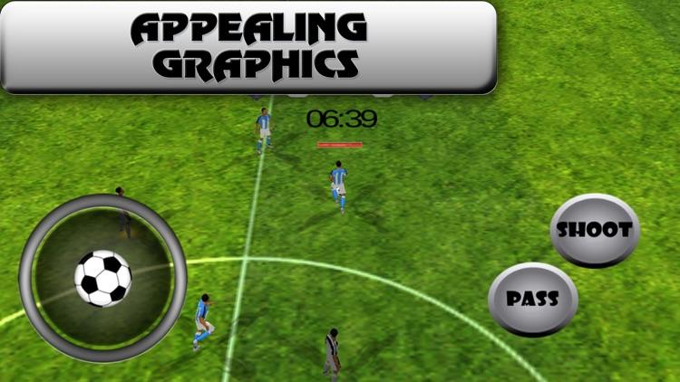 Lets Play Football 3d screenshot-4